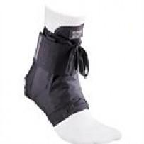 McDavid Ultralite Laced Ankle Brace -Black - LARGE ( USA shoe sizing applies )
