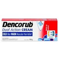 Dencorub 肌肉酸痛镇痛膏 100g