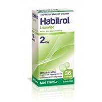 Habitrol 2mg 尼古丁戒烟含片 36片