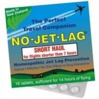 No-Jet-Lag Short Haul Homeopathic Tablets 16