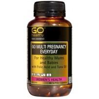 GO Healthy 高之源 金枪鱼油孕妇复合维生素营养胶囊 90粒