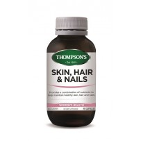 Thompson's 汤普森 胶原蛋白胶囊(皮肤头发指甲营养)90粒
