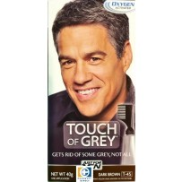 Just for Men-Touch of Grey Hair Colour - DARK BROWN