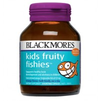 Blackmores 澳佳宝 儿童鱼油胶囊 30粒