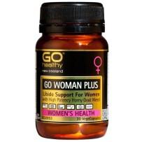GO Healthy 高之源 女性活力胶囊 30粒