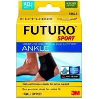 Futuro Sport Moisture Control Ankle Support Adjustable - Sports Use