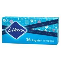 Libra 蕾泊雅 中等流量卫生棉条 16条
