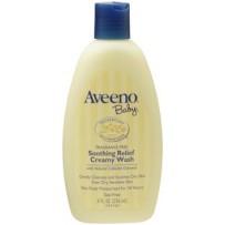 Aveeno 艾维诺 纯天然燕麦婴儿全天候舒缓保湿洗发沐浴乳 236ml
