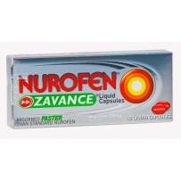 Nurofen Zavance Liquid Capsules 10