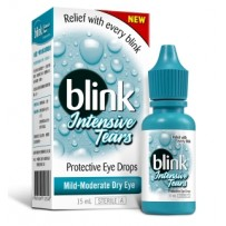 Blink Intensive Tears Lubricating Eye Drops 15ml