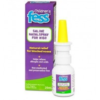 Fess 儿童盐水鼻腔喷雾(3-10岁)20ml