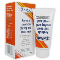 Zo Rub for Chafing Cream 75g