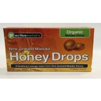 Honey Drops - Organic Manuka Honey 16 Lozenges