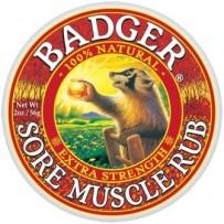 Badger 贝吉獾 肌肉酸痛放松膏 56g
