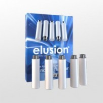 Elusion Cartridge Nicotine FREE 5 Pack - STANDARD
