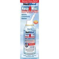 NeilMed NasaMist Saline Spray Isotonic 75ml