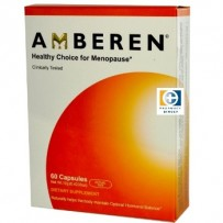 Amberen Menopause Relief Capsules 60 - 1 Months Supply