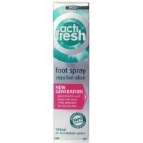 Actifresh Foot Spray 100ml