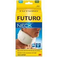 Futuro Neck Soft Cervical Collar Adjustable - First Aid