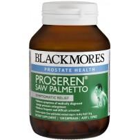 Blackmores 澳佳宝 前列腺健康锯棕榈胶囊 120粒