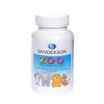 Sanderson 儿童多种维生素补充咀嚼片 90片