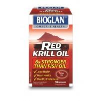 Bioglan 佳思敏 500mg高级红磷虾油胶囊 30粒