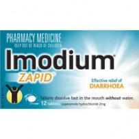 Imodium 止泻片 12片