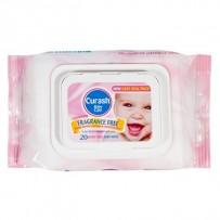 Curash 无香型宝宝湿巾 20片