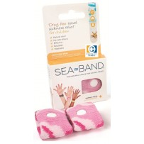 Sea-Band Nausea Relief CHILD Wrist Band - PINK