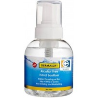 Dermasoft ALCOHOL FREE Foaming Hand Sanitiser 350ml