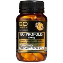 GO Healthy 高之源 500mg 蜂胶胶囊 60粒