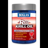 Bioglan 佳思敏 1000mg多重功效红磷虾油胶囊 30粒