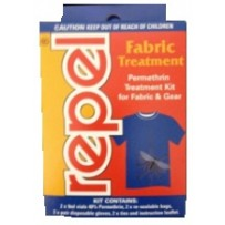 Repel Permethrin Treatment Kit For Fabric