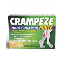 CRAMPEZE Night Cramps FORTE Tablets 60