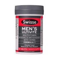 Swisse 男士复合维生素F1片 60片
