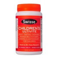 Swisse 儿童咀嚼片 120片