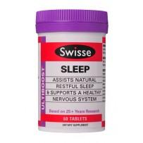 Swisse 改善睡眠片 60片