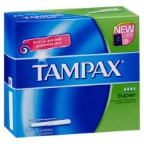 Tampax 大号卫生棉条 20条
