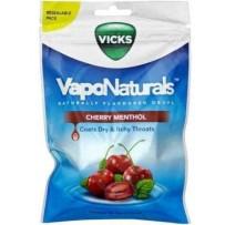 Vicks VapoNaturals Drops 70g - Cherry Menthol (approx 19 Drops)