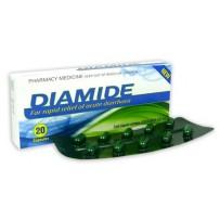 Diamide Capsules 20