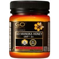 GO Healthy 高之源 天然麦卢卡蜂蜜 UMF5+ 250g