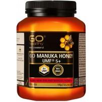 GO Healthy 高之源 天然麦卢卡蜂蜜 UMF5+ 1kg