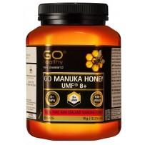 GO Healthy 高之源 天然麦卢卡蜂蜜 UMF8+ 1kg
