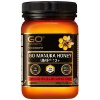 GO Healthy 高之源 天然麦卢卡蜂蜜 UMF12+ 500g