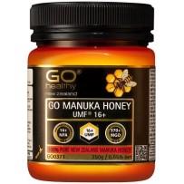 GO Healthy 高之源 天然麦卢卡蜂蜜 UMF16+ 250g
