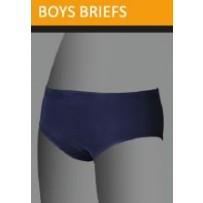 D>Brief 男童蓝色内裤 XL码