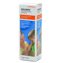 Solosite - Soothing, Hydrating, Healing Gel 50g