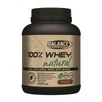Balance 100%纯天然乳清蛋白营养粉 1.5kg(巧克力味)