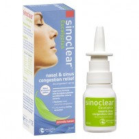 Sinoclear Nasal Spray 20ml - Eucalyptus
