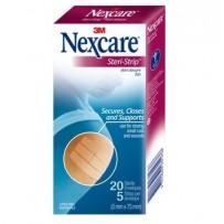 Nexcare - Steri-Strip 3mm x 75mm (5x20 Skin Closures)